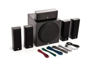 Yamaha NS SP1800BL 5.1 Channel Home Theater Speaker System 5 300x225 image
