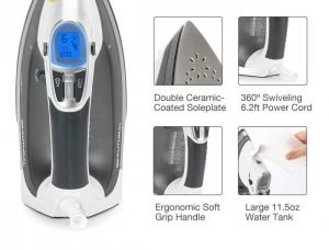12 Best Steam Irons May 2019 Reviews Amp Buying Guide