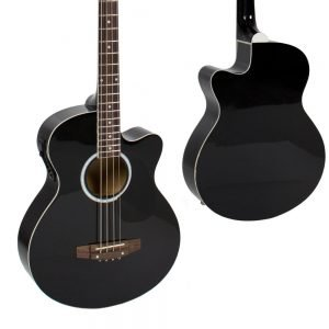 Best Choice Products Acoustic Electric Bass Guitar 1 300x300 image