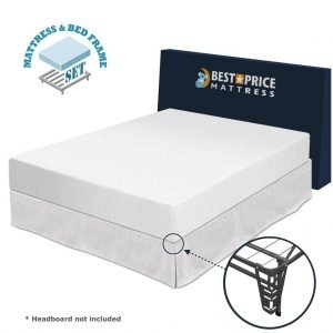 Best Price Mattress 12-Inch Memory Foam Mattress_2