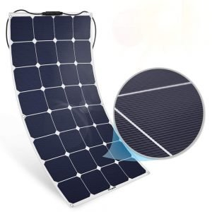 BougeRV ISE020N 100W Solar Panel_1
