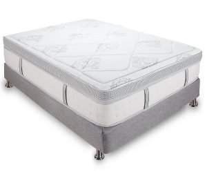 Classic Brands Gel Memory Foam and Innerspring Hybrid_3