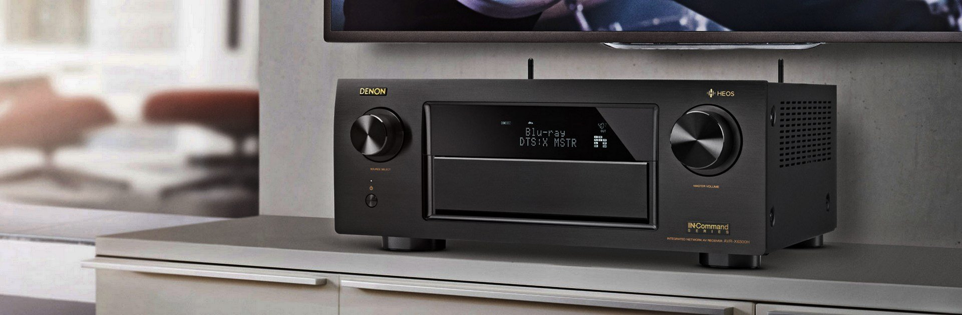 Best A/V Receivers under $500
