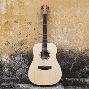 Donner DAG 1E Electric Acoustic Guitar Package 6 300x300 image