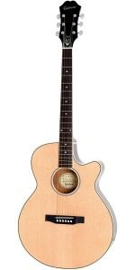 Epiphone PR 4E AcousticElectric Guitar Player Package 4 150x300 image