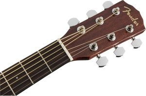 Fender CD 60SCE Dreadnought Acoustic Electric Guitar 2 300x197 image
