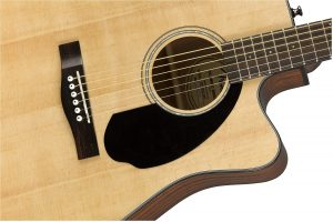 Fender CD 60SCE Dreadnought Acoustic Electric Guitar 3 300x200 image