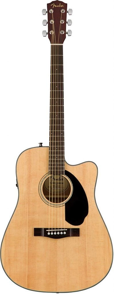 Acoustic Electric Guitars Energetic Fender Cd-60sce Natural Solid Top Acoustic-electric Guitar Guitars & Basses New Bright In Colour