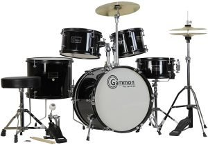Gammon 5 Piece Junior Starter Drum Kit 1 300x210 image