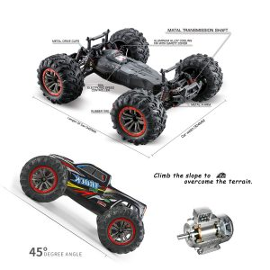 Hosim Large Size High Speed RC Truck 2 300x300 image