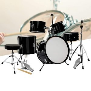 LAGRIMA 16 Inch 5 Piece Drum Set 2 300x300 image