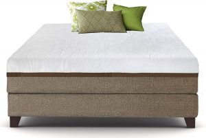 Live and Sleep Gel Memory Foam Mattress_1