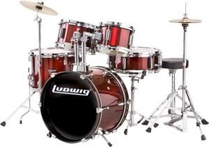 Ludwig Junior Outfit Drum Set 1 300x211 image