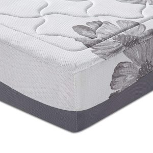 Olee Sleep Gel Infused Top Tencel Memory Foam Mattress_3
