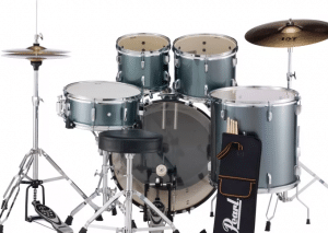 Pearl RS525SCC706 5 Piece Drum Set 4 300x213 image