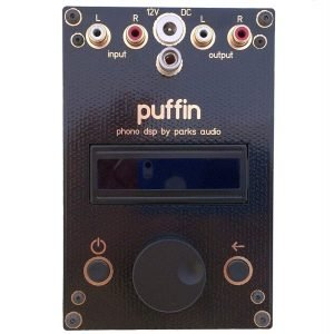 Puffin Phono DSP phono preamp_1
