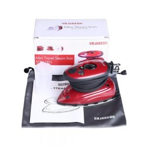 SMAGREHO Travel Steam Dry Iron 3 300x300 image