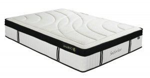 Suiforlun 14 Inch Hybrid Gel Memory Foam and Innerspring Mattress_1
