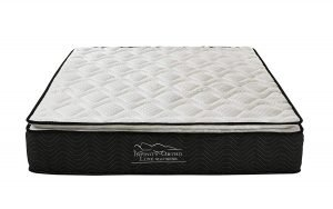 Swiss Ortho Sleep 12 inch Plush Pillow Top 2 300x188 image