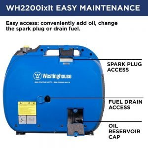 Westinghouse WH2200iXLT 4 300x300 image