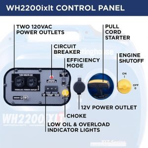 Westinghouse WH2200iXLT 5 300x300 image