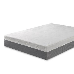 Zinus 10 Viscolatex Memory Foam Mattress_2