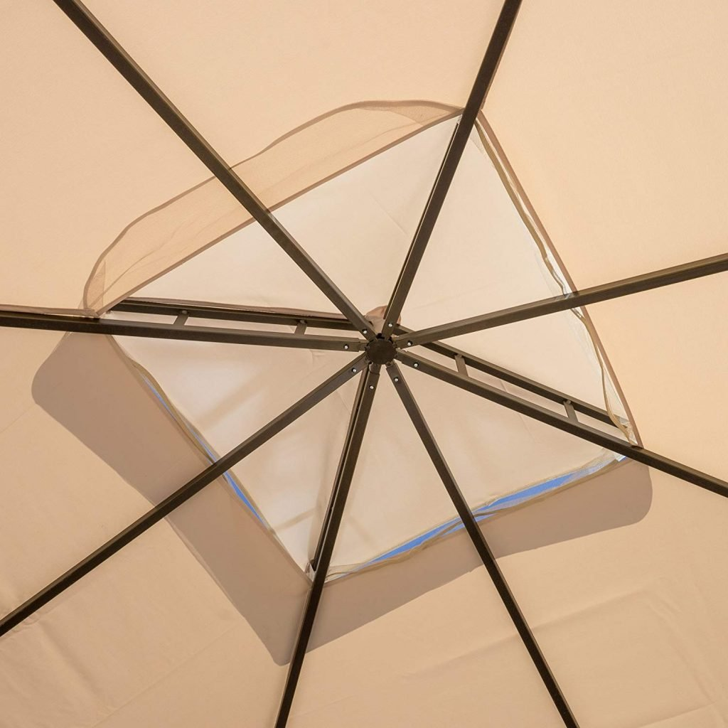 5 Best Gazebos (Aug  2019) – Reviews & Buying Guide