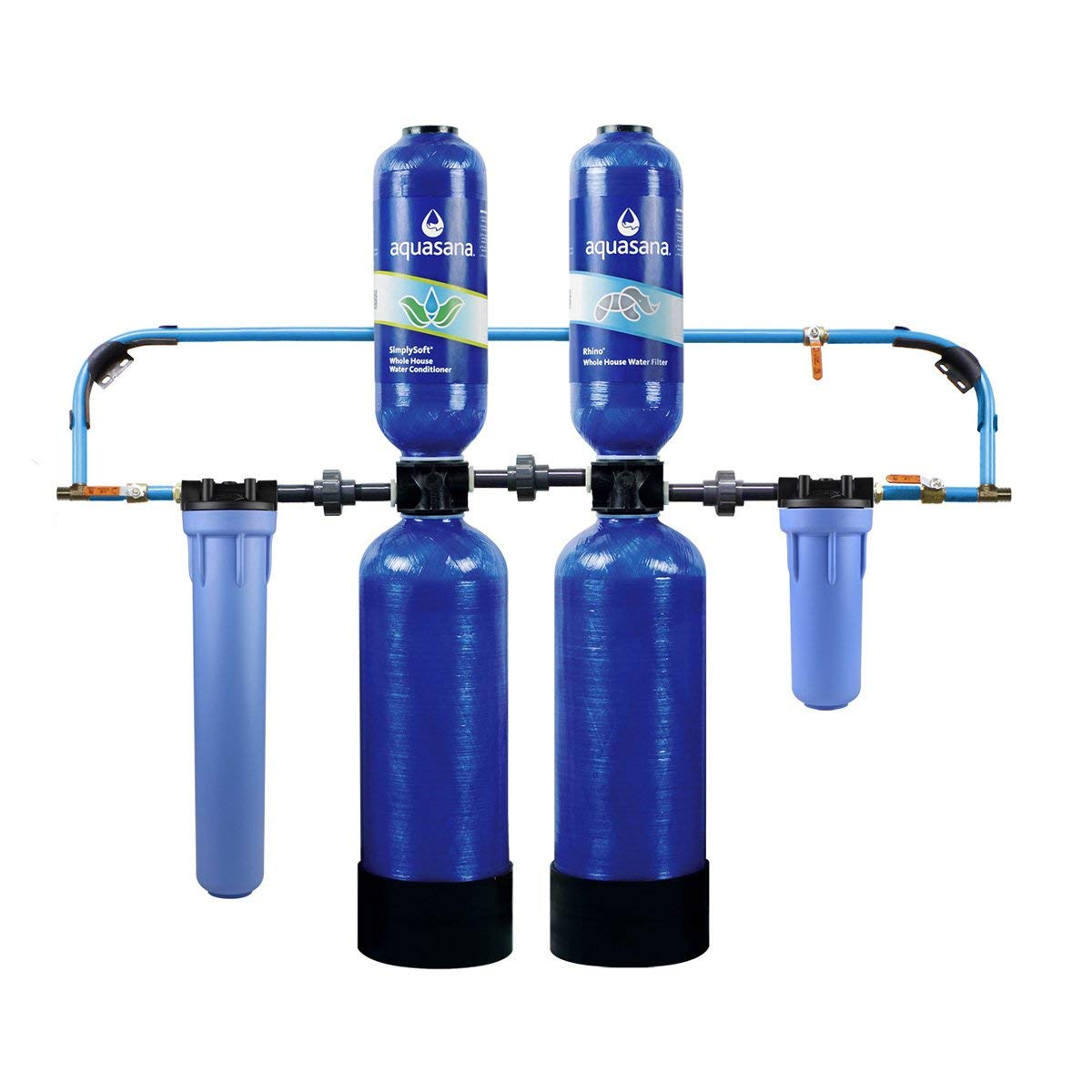 Aquasana 10-Year, 1,000,000 Gallon Whole House Water Filter with Professional Installation Kit_5