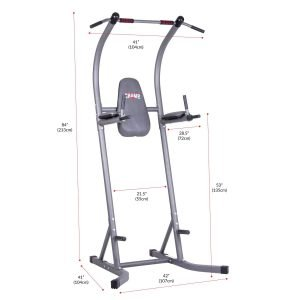 Body Champ PT620 Fitness Multifunction Power Tower_2
