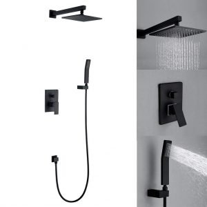 Bwaiyuk Shower Faucet Set-1