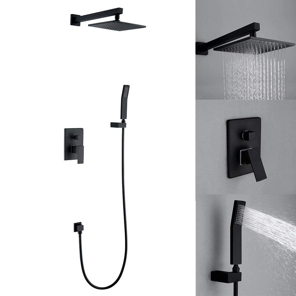 7 Best Shower Faucets Dec 2019 Reviews Buying Guide