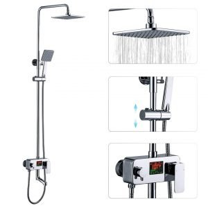 Derpras Shower Faucet Set