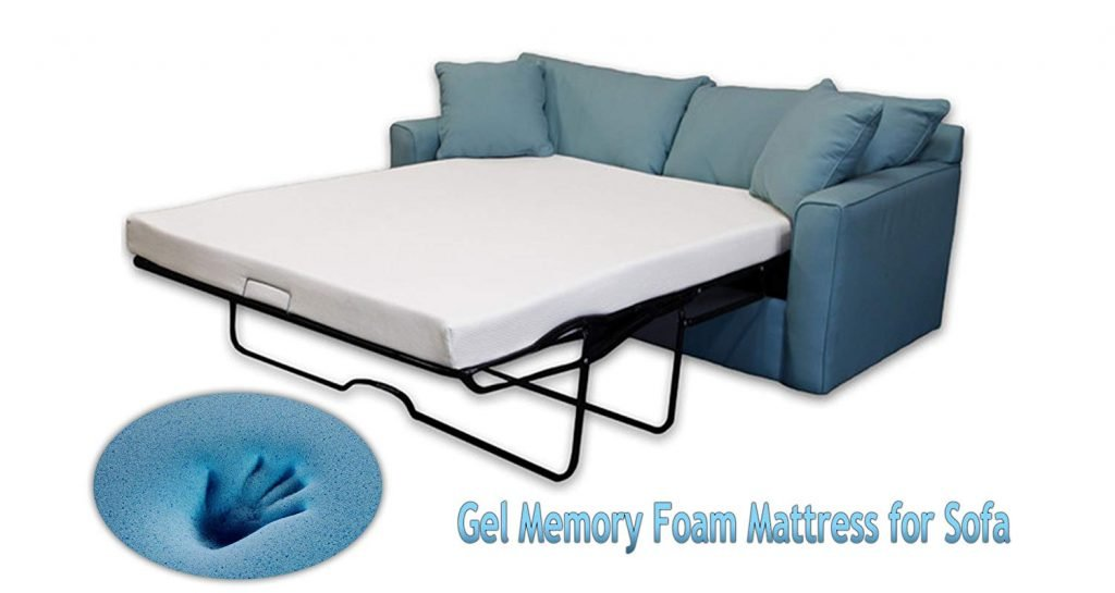 6 Best Sofa Beds Mattresses (May 2019) – Reviews & Buying Guide
