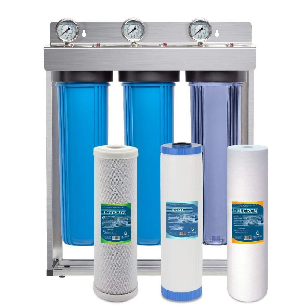 Express Water 3-Stage Home Water Filtration System_1