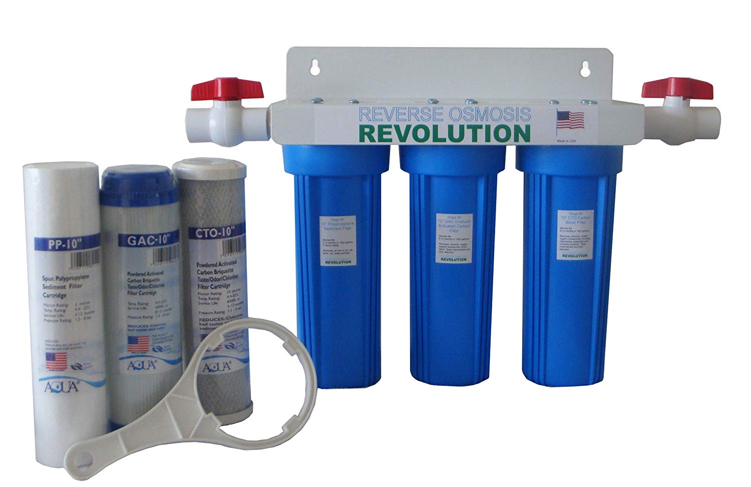 Express Water 3-Stage Home Water Filtration System_2