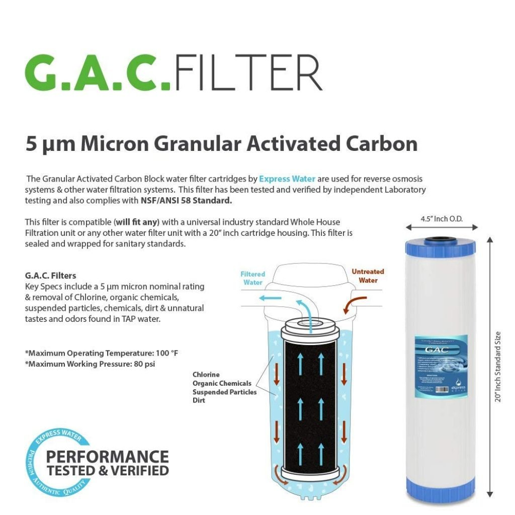 Express Water 3-Stage Home Water Filtration System_9