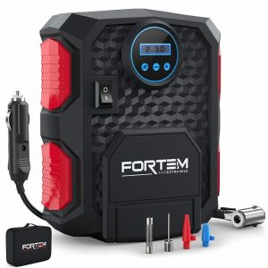 Fortem the Extra Mile Digital Tire Inflator 1 300x300 image