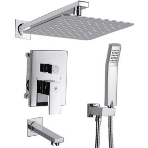 HIMK Shower Faucet Set