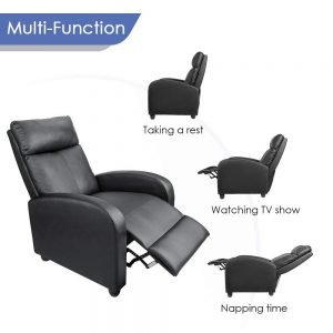Homall Single Recliner Chair 6 300x300 image