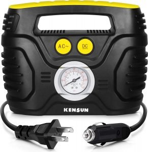 Kensun ACDC Swift Performance Portable Tire Inflator 1 291x300 image