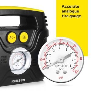Kensun ACDC Swift Performance Portable Tire Inflator 3 300x300 image