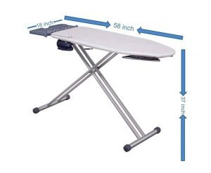 Mabel Home Extra Wide ironing Pro Board 3 300x247 image