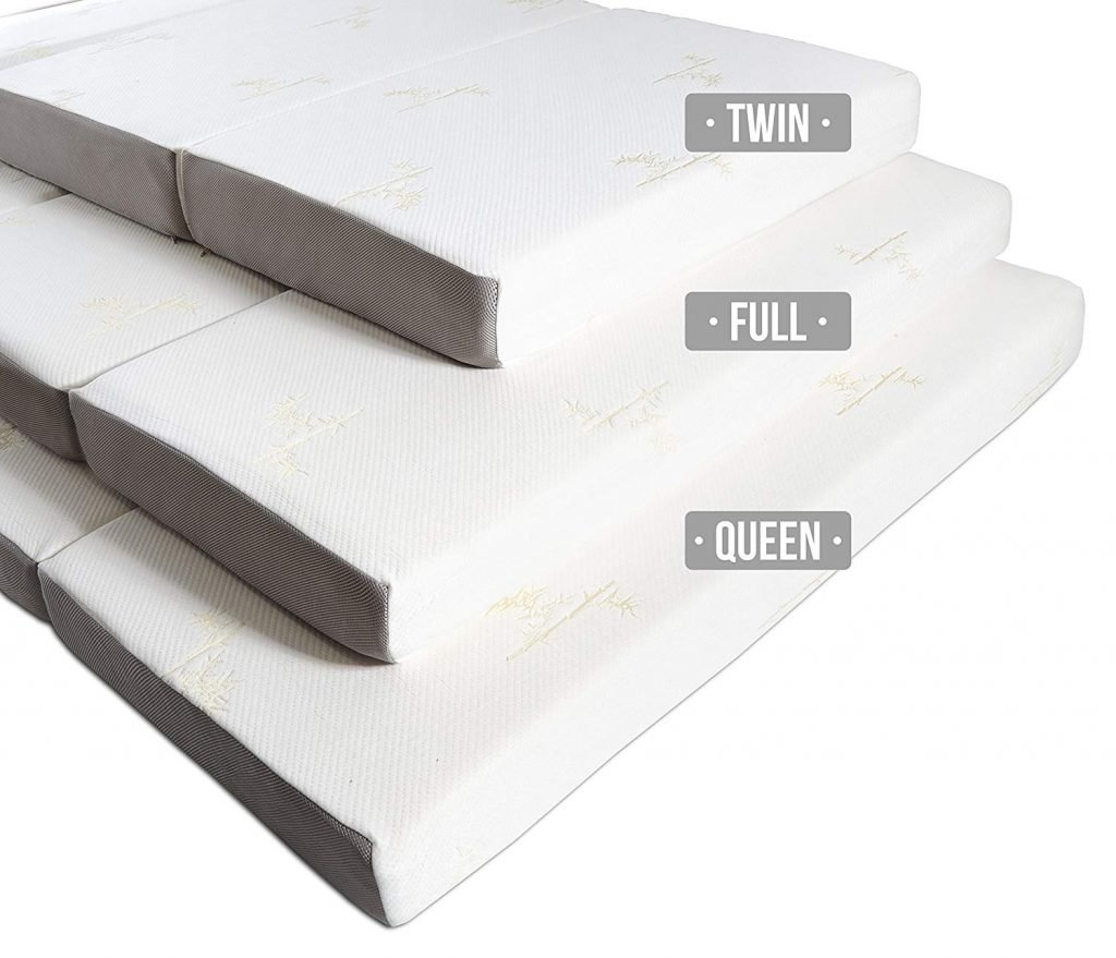 10 Best Foldable Mattresses Jan 2020 Reviews Amp Buying Guide