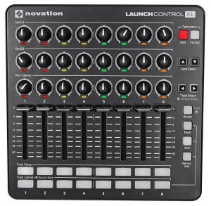 Novation Launch Control XL MIDI USB Ableton Live Controller 1 300x293 image