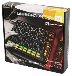 Novation Launch Control XL MIDI USB Ableton Live Controller 6 285x300 image