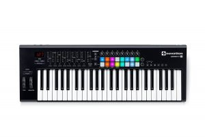 Novation Launchkey 49 USB Keyboard Controller 1 300x201 image