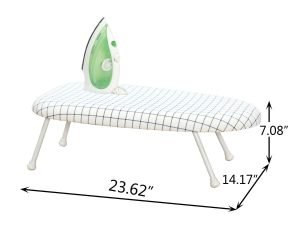 STORAGE MANIAC Tabletop Ironing Board 3 300x250 image