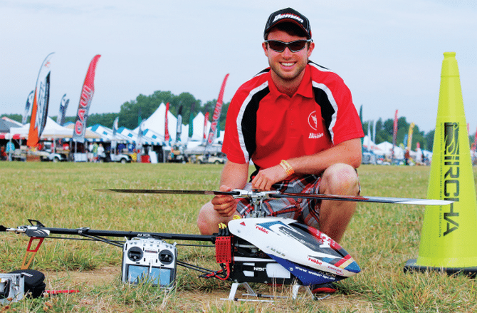 Competitions RC Helicopters