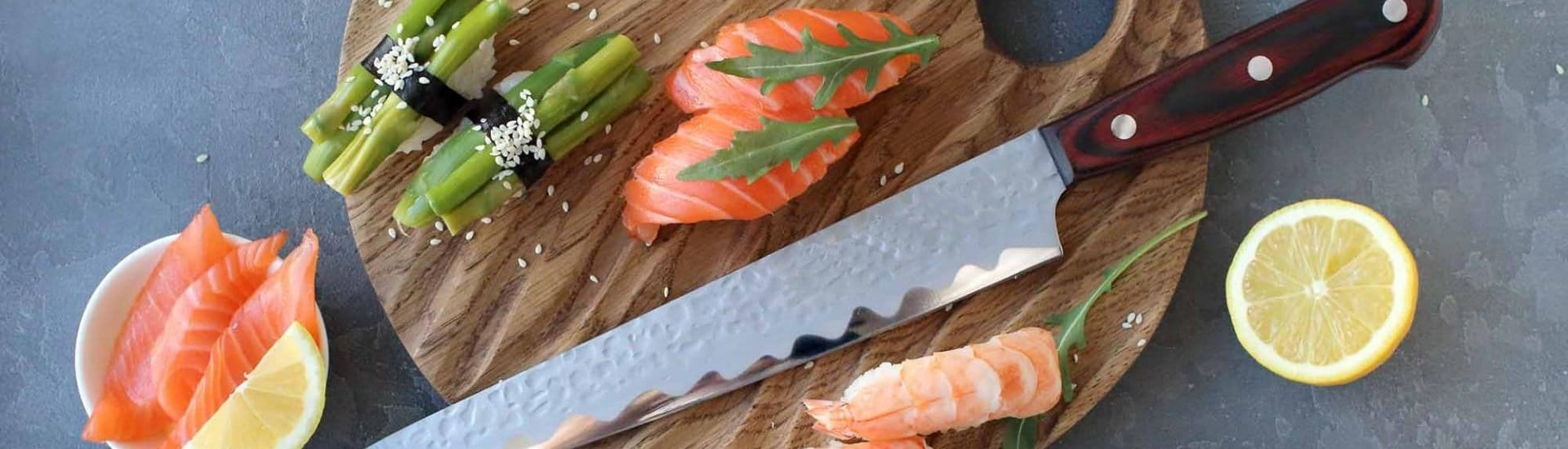 Best Sushi and Sashimi Knives