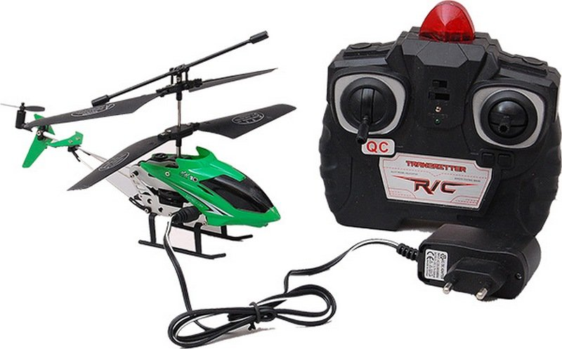 Сharge RC Helicopters